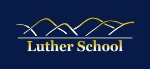 Luther School logo