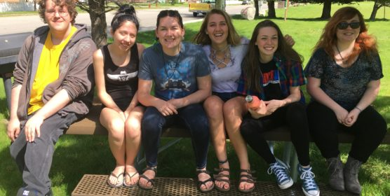 Summer Youth Interns