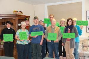 Community Grant Making 2014